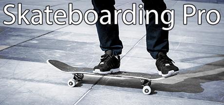 Skateboarding pro