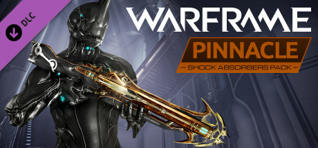 Warframe: Shock Absorbers Pinnacle Pack