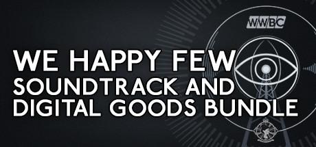 We Happy Few - Soundtrack and Digital Goods Bundle