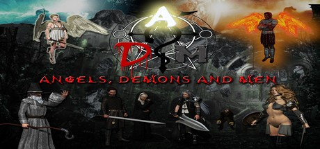 Teaser image for A.D.M(Angels,Demons And Men)