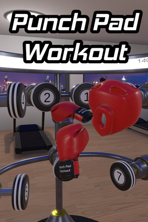 Punch Pad Workout poster image on Steam Backlog
