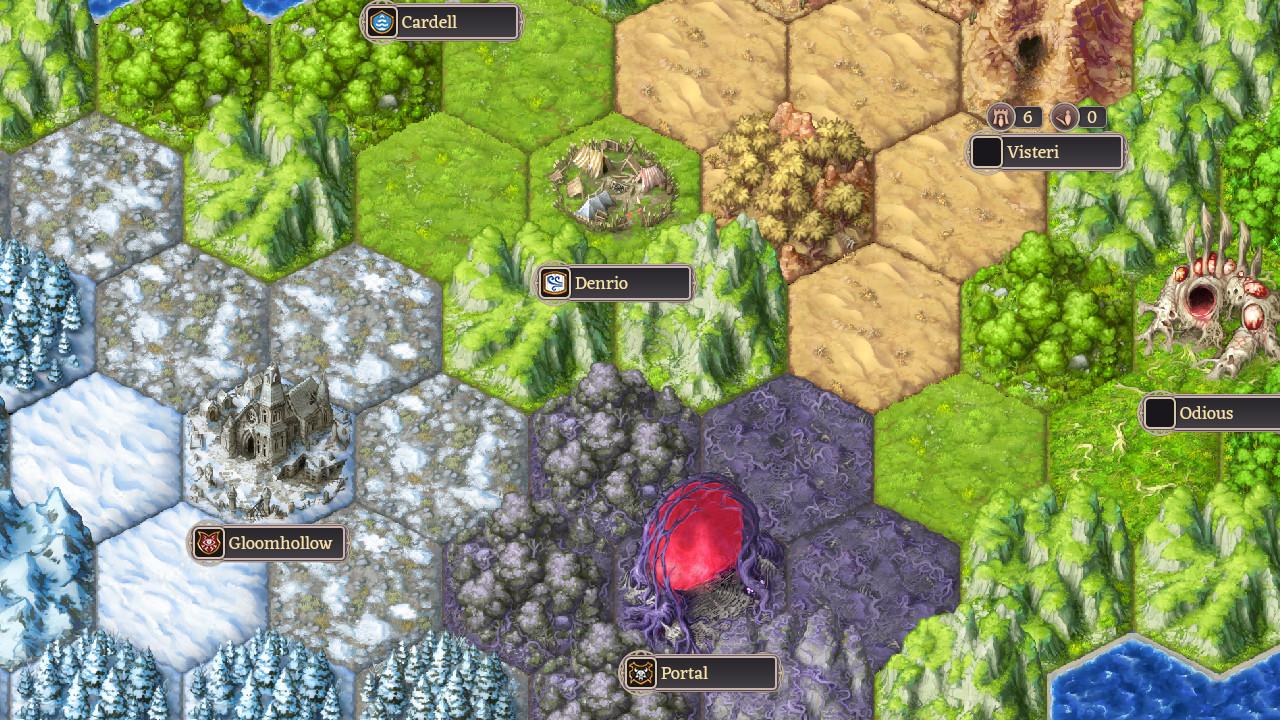 World's Bane trên Steam