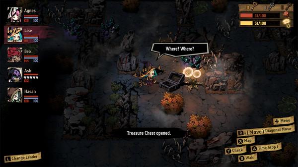 MISTOVER on Steam