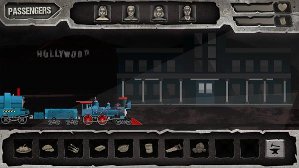 The Last Train - Tomo the Tank (DLC)