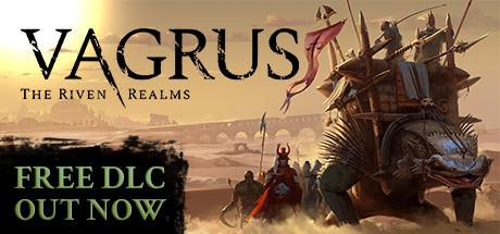 Vagrus  The Riven Realms Capa