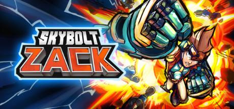 Skybolt Zack [PT-BR] Capa