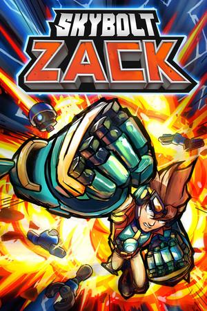 Skybolt Zack poster image on Steam Backlog