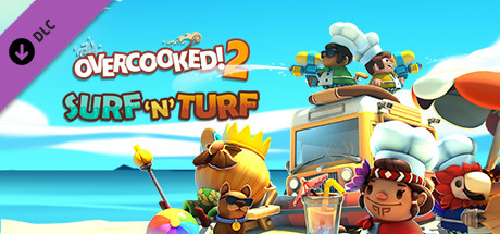 This Content Requires The Base Game Overcooked 2 On Steam In Order To Play