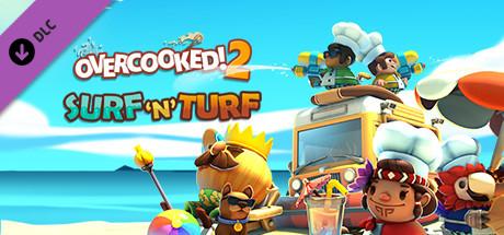Overcooked! 2 - Surf n Turf