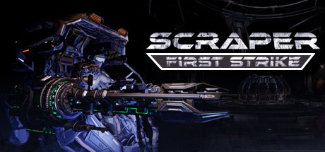 Resultado de imagen para SCRAPER: First Strike