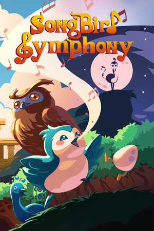 Songbird Symphony poster image on Steam Backlog