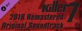 killer7: 2018 Remastered Original Soundtrack-dlc