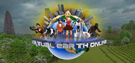Virtual Earth Online on Steam