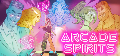 Arcade Spirits Cover Image