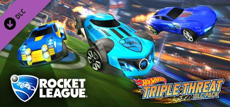 Rocket League Hot Wheels Triple Threat Dlc Pack On Steam