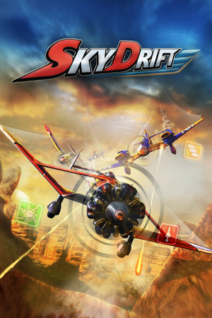 SkyDrift poster image on Steam Backlog