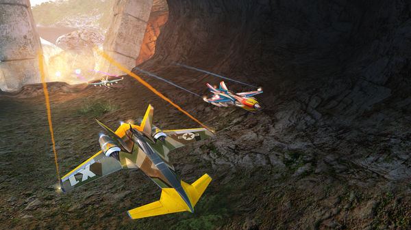 SkyDrift: Extreme Fighters Premium Airplane Pack (DLC)