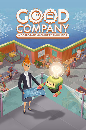 Good Company poster image on Steam Backlog