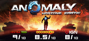 Anomaly: Warzone Earth cover art