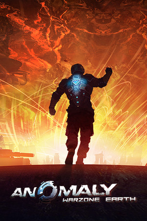 Anomaly: Warzone Earth poster image on Steam Backlog
