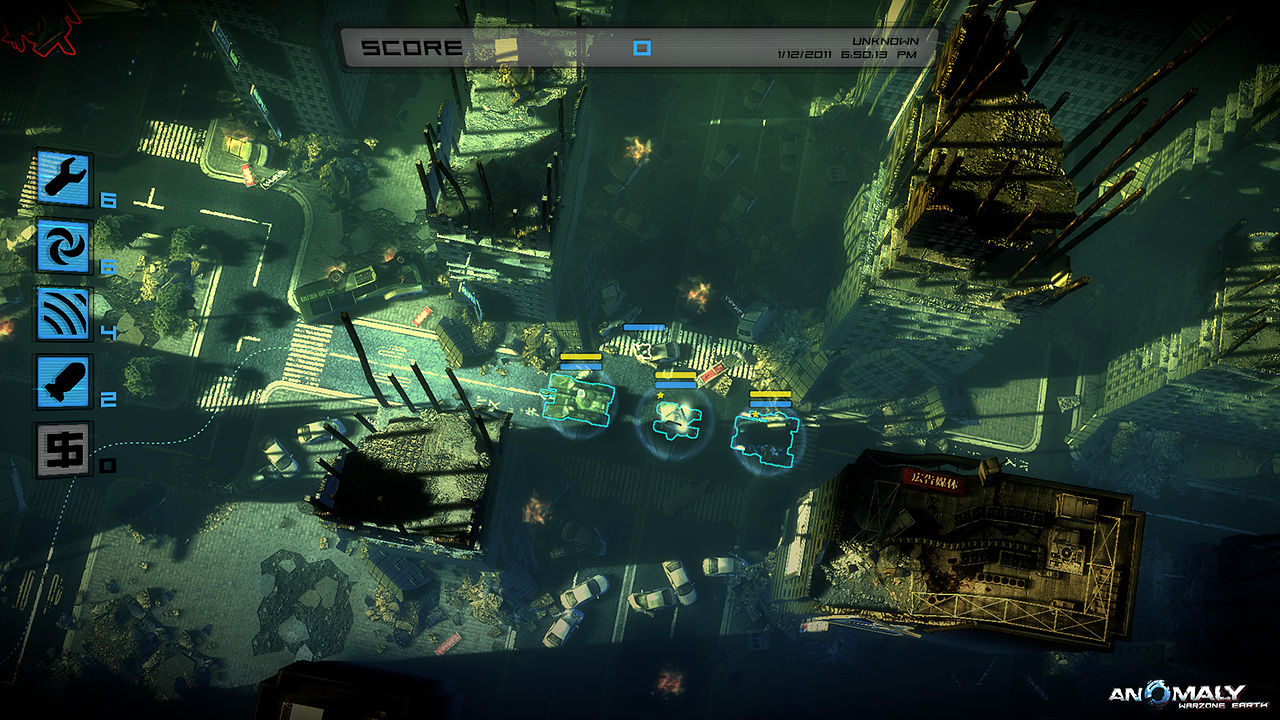 Anomaly Warzone Earth screenshot