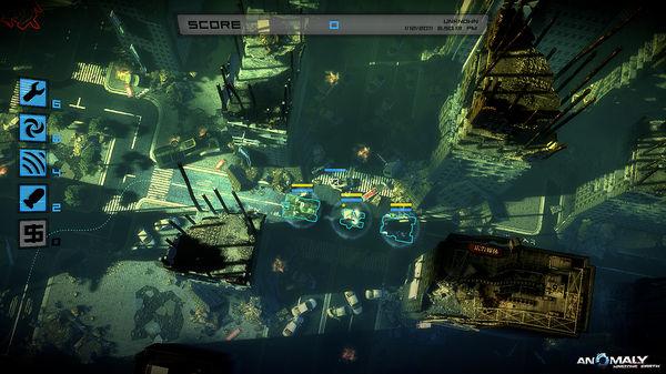 скриншот Anomaly: Warzone Earth 0