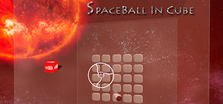 SpaceBall in Cube