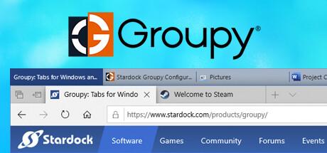 Groupy on Steam