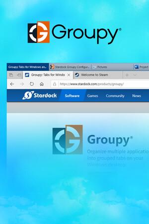 Groupy poster image on Steam Backlog