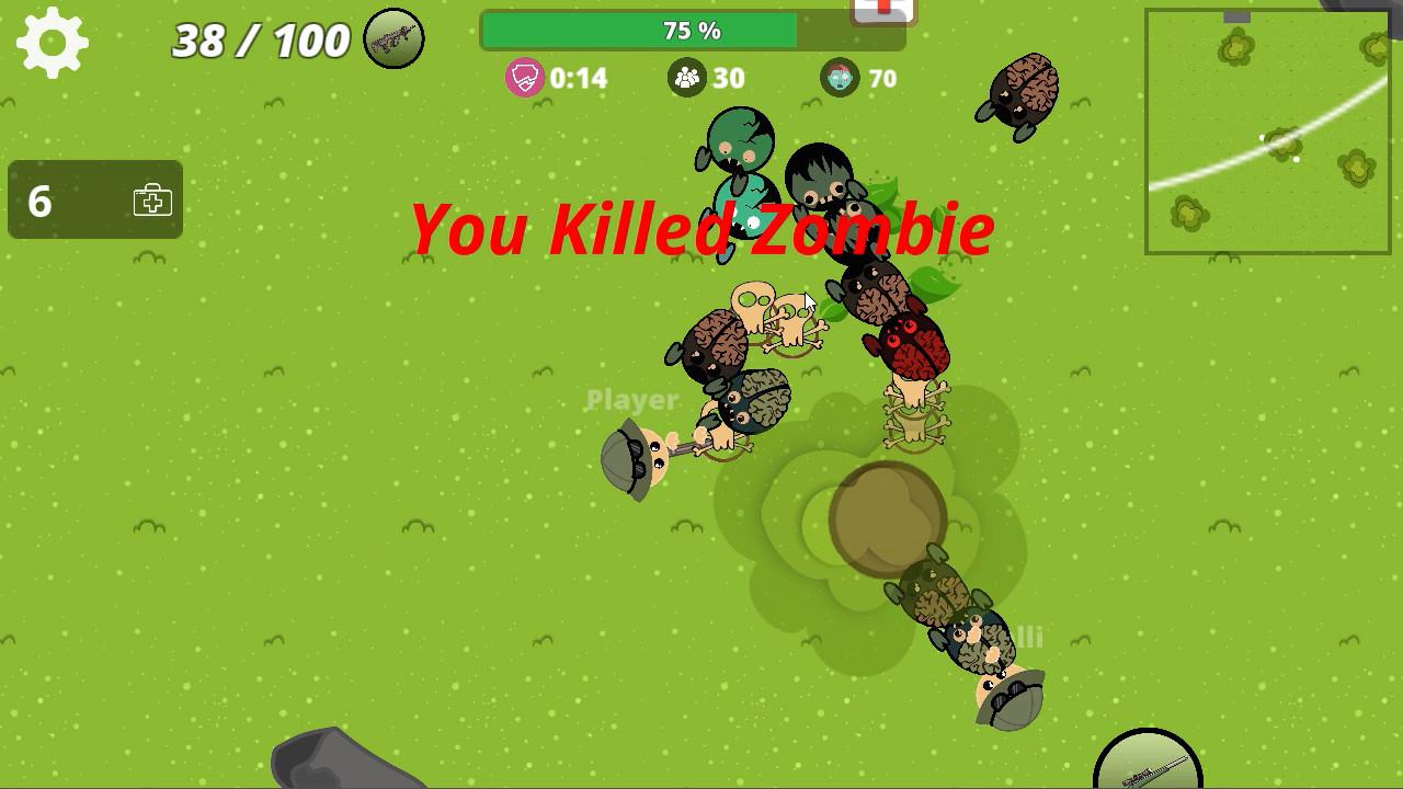 zombie io battle royale
