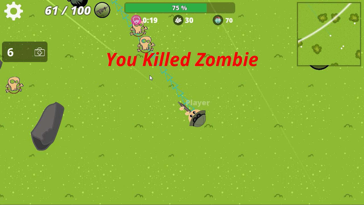 zombie battle royale io