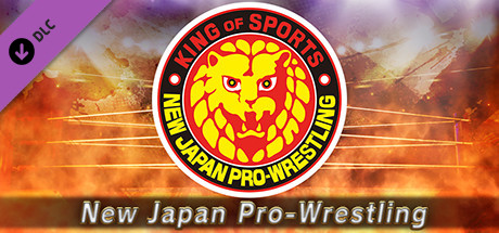 Fire Pro Wrestling World: New Japan Pro-Wrestling Collaboration