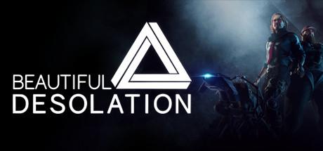 BEAUTIFUL DESOLATION cover art