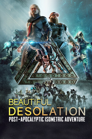 BEAUTIFUL DESOLATION poster image on Steam Backlog