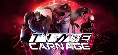 Time Carnage [PT-BR] Capa