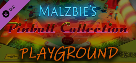 Malzbie's Pinball Collection - Playground
