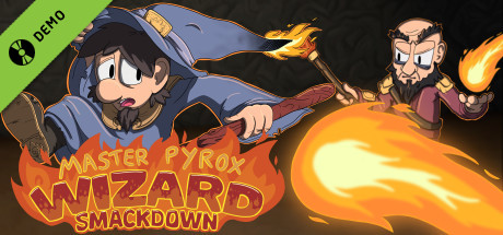 Master Pyrox Wizard Smackdown Demo