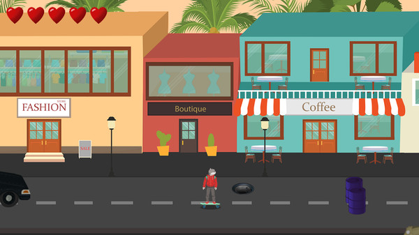 Скриншот из Pranky Cat