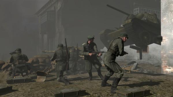 Iron Front: Digital War Edition