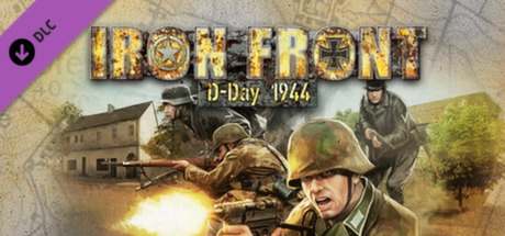 Iron Front : D-Day 1944 DLC
