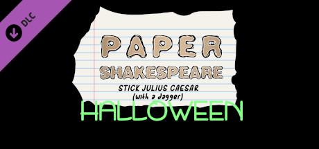 Paper Shakespeare: Stick Julius Caesar, Charity Pack: Halloween