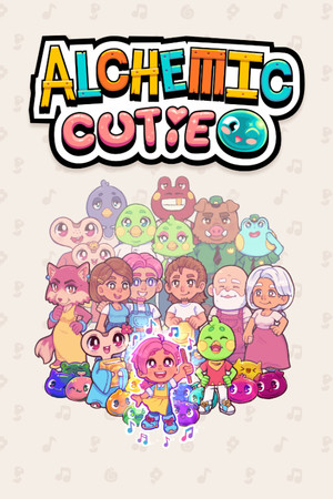 Alchemic Cutie poster image on Steam Backlog