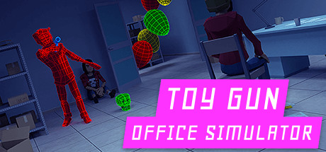 Toy Gun Office Simulator cover art