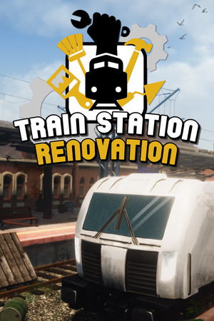 Train Station Renovation poster image on Steam Backlog