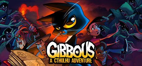 Gibbous -  A Cthulhu Adventure Cover Image