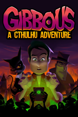 Gibbous - A Cthulhu Adventure poster image on Steam Backlog