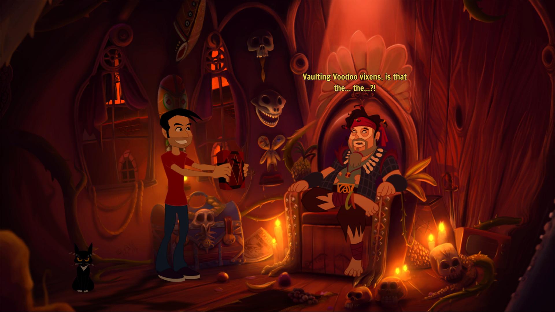 Link Tải Game Gibbous A Cthulhu Adventure Miễn Phí Thành Công