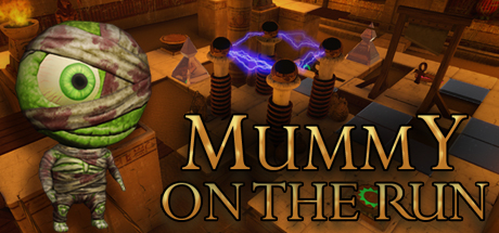 Mummy on the run