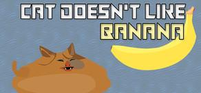 Cat doesn't like banana cover art