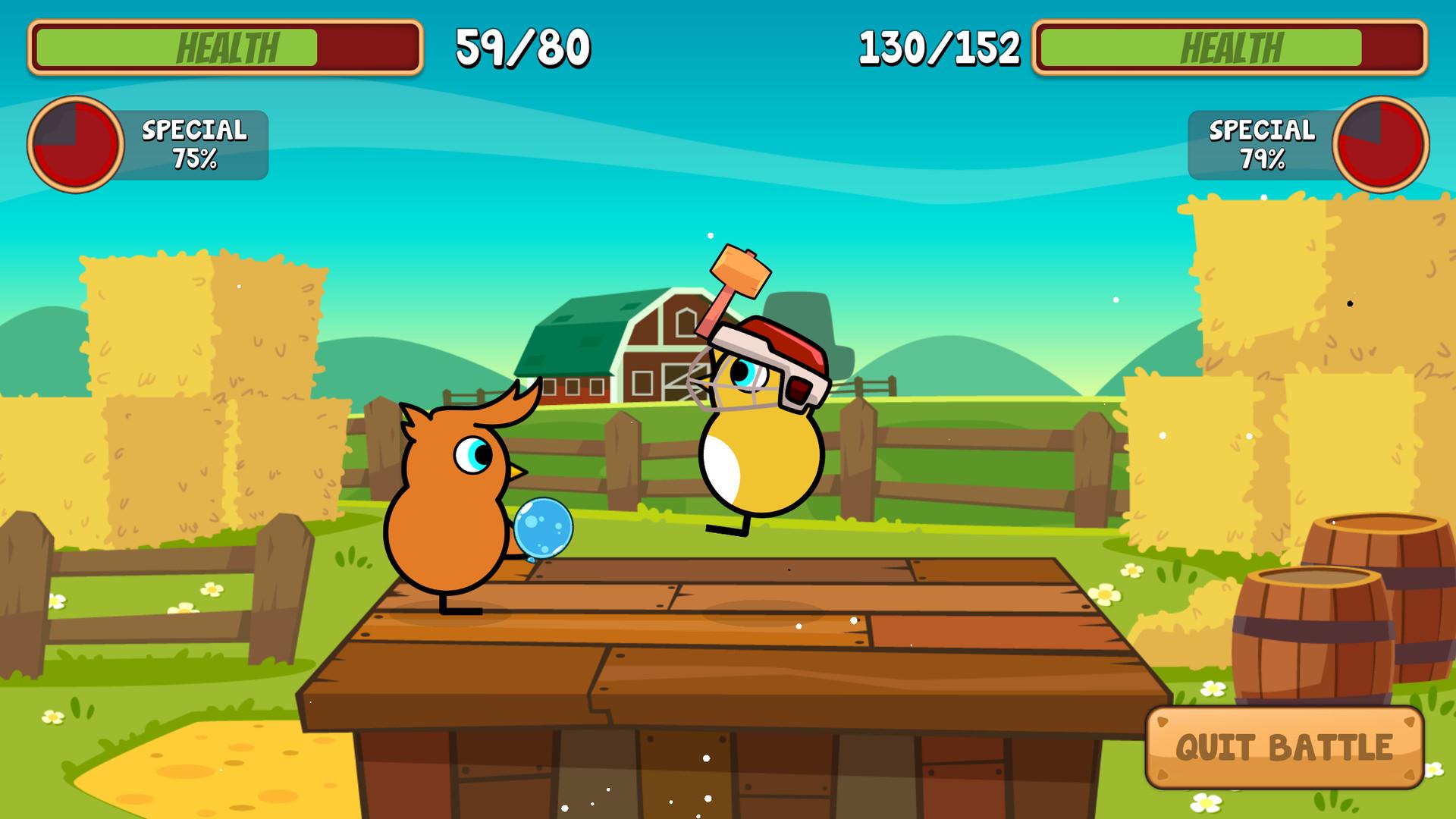 duck life battle free